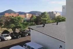 Japonya'da Kuzey Kore'ye yönelik alarm zilleri çalındı