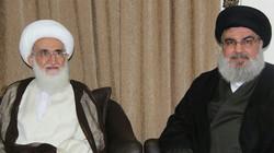 Hezbollah chief, grand ayatollah meet in Lebanon