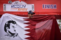 اختتامیه پنجمین دوره رالی بین المللی خاورمیانه