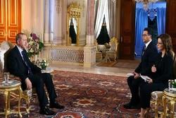 گفتگوی اردوغان با شبکه ای.خبر