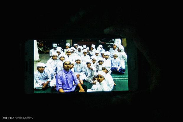 Malezya'daki İslami bir okulda yangın