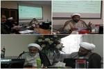 کرسی ترویجی «بازنگری در ساختار علم اصول» برگزار شد