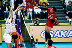 Iran routs Japan at FIVB World Grand Champions Cup