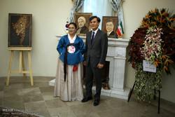 Iranian mosaic art expo., S Korean music held in Tehran