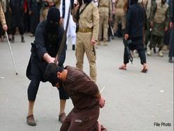 داعش سر قلم افغانستان