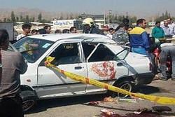 تصادف در جاده خاوران