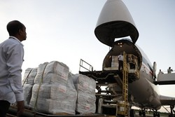 Iran sends humanitarian aid for Rohingya Muslims