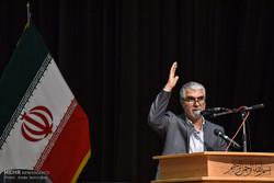 تودیع و معارفه استاندار فارس شهریورماه 1396