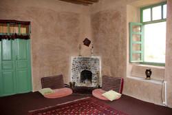 اقامتگاه بوم گردی روستای نصرت آباد تکاب افتتاح شد