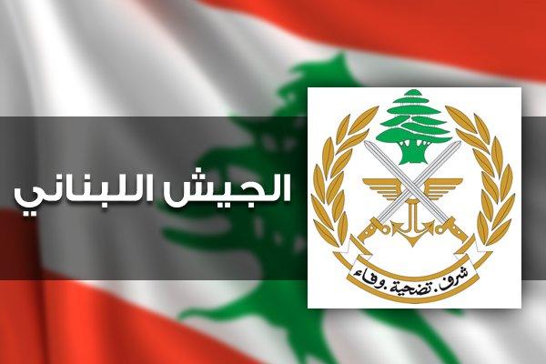 ارتش لبنان اعضای گروه تروریستی وابسته به داعش را بازداشت کرد