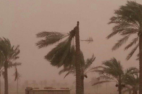 امریکہ میں ہوا کے شدید طوفان میں امریکی مزدور اڑ گیا