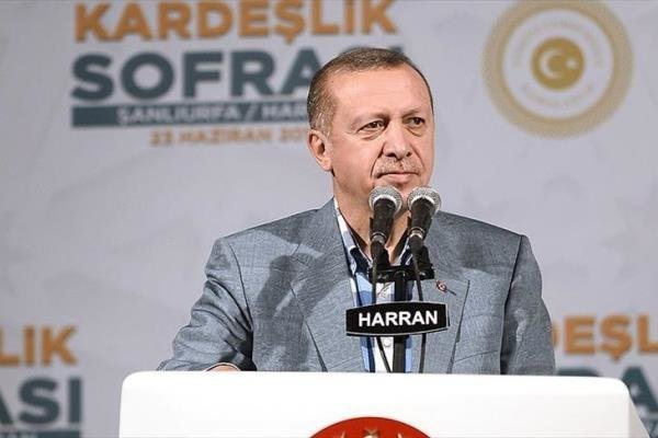 Erdogan 'hopes' Afrin to be captured 'by this evening'