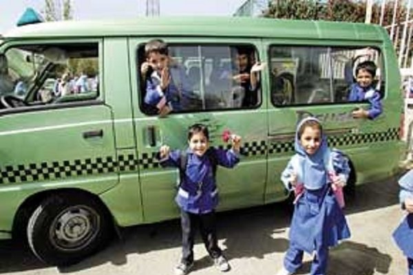 اجرای طرح ساماندهی سرویسهای دانشآموزان در بوشهر