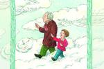 «ابرها و ساعتها» در بازار کتاب کودک