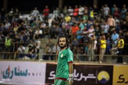 برتری تیم فوتبال شهريار ساری مقابل پارس جنوبی
