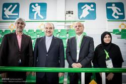 دلیل غیبت وزیر ورزش در مراسم گرامیداشت هفته پارالمپیک