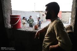 اردوی جهادی دانشجویان بسیجی در مناطق محروم استان خوزستان