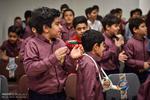 شرکت ۴ هزار نوآموز آبادانی در جشن غنچه ها
