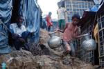 مشارکت معاونت بهداشت هلال احمر در کمک رسانی به مردم میانمار