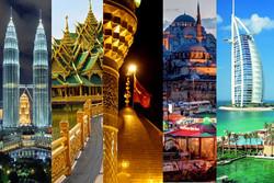 مهمترین مقاصد گردشگران ایرانی/ اقتصاد کدام کشورها را متحول کردیم؟