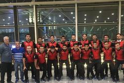 تیم فوتبال دانشجویان ایران