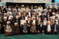 گردهمایی روحانیون و روسای مراکز اسلامی در انگلیس