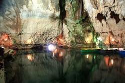 سفری خاطره انگیز به اعماق زمین/غار سهولان گردشگران نوروز را فرا می خواند