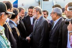 سفر علی لاریجانی رئیس مجلس شورای اسلامی به ارومیه