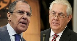 Lavrov, Tillerson discuss cooperation on crisis in Syria