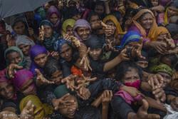 دهرمانی سووتانی موسڵمانانی میانمار له بهنگلادش