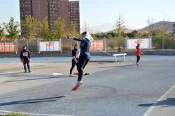 درخشش ورزشکار چهارمحالی در مسابقات پرتاب نیزه کشور