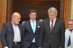 Iranian, French ambassadors discuss Kurdistan vote
