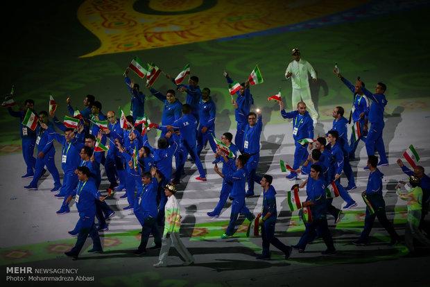 Türkmenistan'da Asya Salon Oyunları'nın açılış töreni