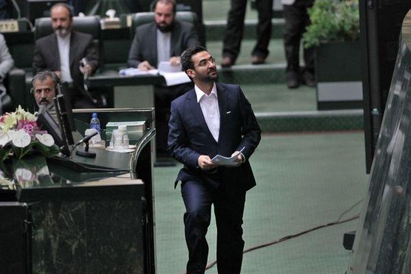 مجلس الشورى الاسلامي يستجوب وزير الاتصالات