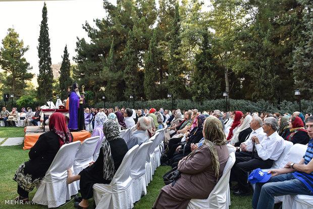 جشن بزرگداشت بازگشت صلیب مقدس
