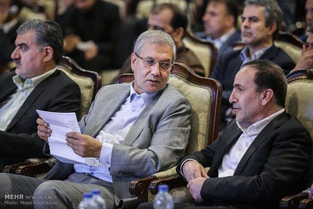 چهارمین نمایشگاه زیست فناوری ایران با حضور علی ربیعی وزیر وزیر تعاون، کار و رفاه اجتماعی