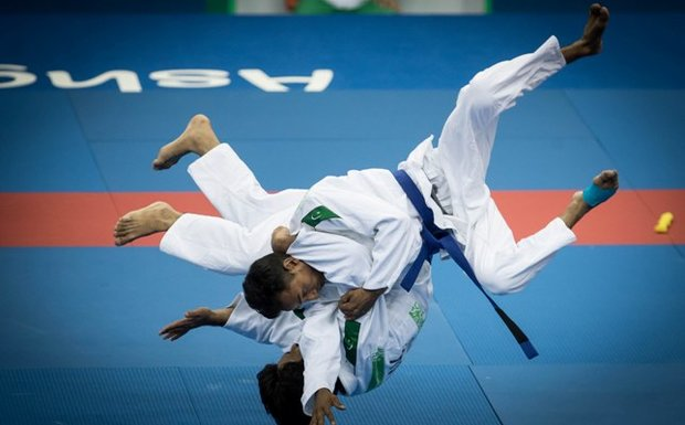 Iran wins bronze in Ju-Jitsu World C'ships