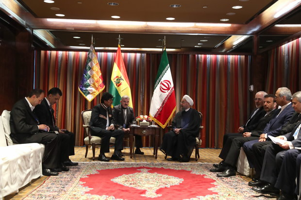Iran welcomes deepening ties with LatAm countries in all fields