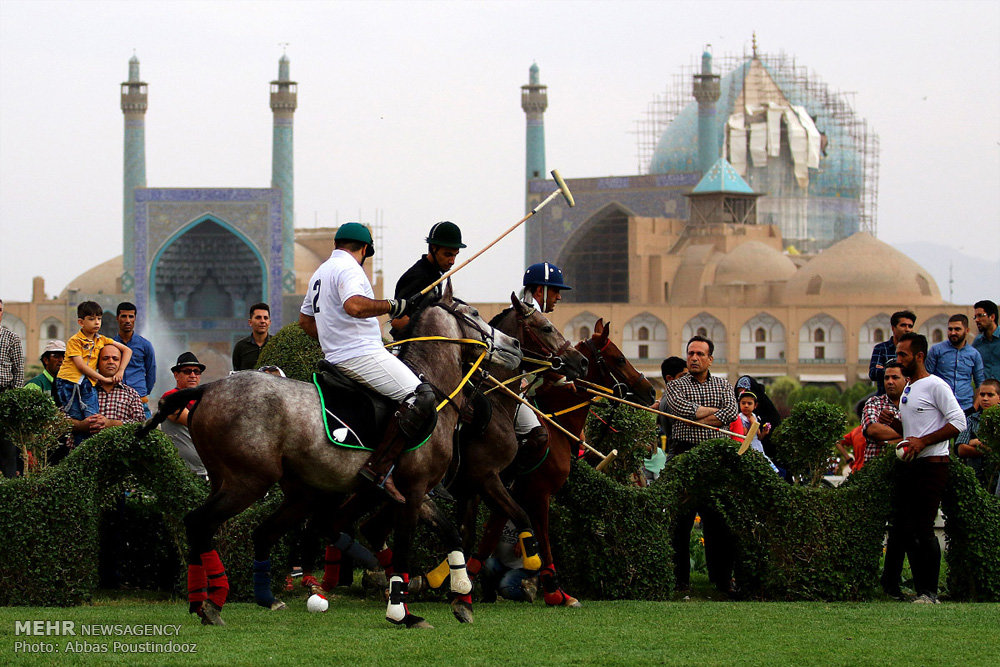 Polo to become Iran's UNESCO's list of Intangible Cultural Heritage of Humanity: Official