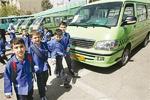 نرخ کرایه سرویس مدارس در خراسان شمالی ۱۰ درصد افزایش یافت