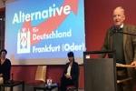 حزب راستگرای آلمان مواضع ضد اسلامی جدیدی را خواستار شد