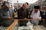 کتابخانه زبانهای خارجی و منابع اسلامی در قم افتتاح شد