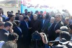 پروژههای آبرسانی به روستاهای بخش کهک افتتاح شد
