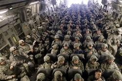 اعزام نظامیان آمریکا به افغانستان