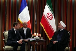روحاني: دور اوروبا وفرنسا هام  في المحافظة على الاجواء الايجابية للاتفاق النووي