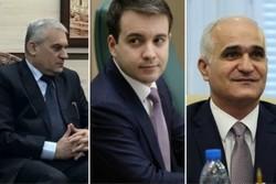 Russian, Syrian, Azeri mins. greet new Iranian ICT Min.