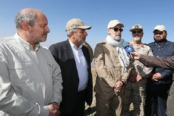 تاکید لاریجانی بر رصد مرزها برای جلوگیری از نفوذ عناصر ضد انقلاب