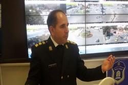 استفاده پلیس همدان از تجهیزات الکترونیکی در برخورد با خودروهای پلاک غیر بومی