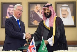 انگلیس عربستان