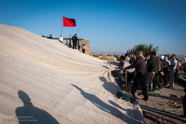 آئین سنتی پوش در شاهرود